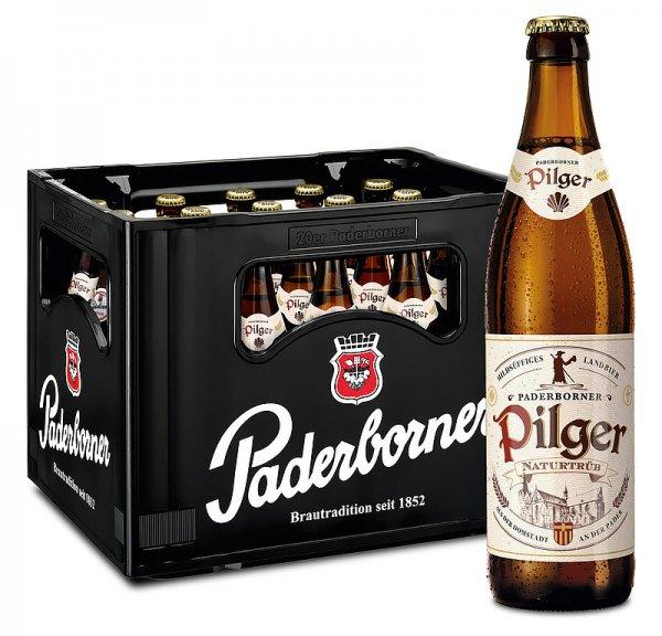 [offline bei COMBI und JIBI] Paderborner Bier versch. Sorten AUCH PILGER Landbier für 4,99