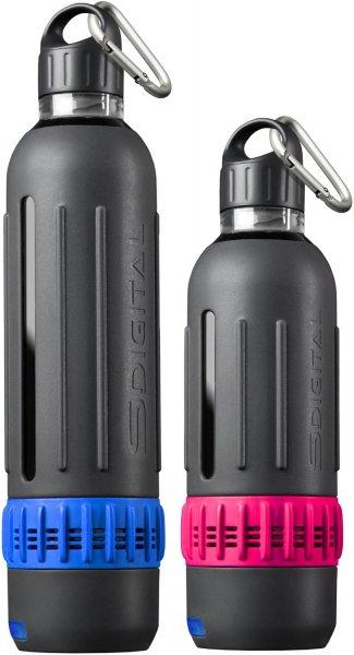 Blitzangebot: SDigital Spritz Marathon-Kit, Trinkflasche-Set mit Bluetooth-Lautsprecher @49,99 Euro inkl. Versand