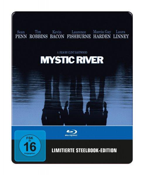 Mystic River (Steelbook) (exklusiv bei Amazon.de) [Blu-ray] [Limited Edition]