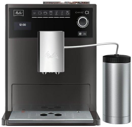 [Amazon] Melitta E970-205 Caffeo CI Special Edition Kaffeevollautomat incl. Isolier-Milchbehälter 481,12 €