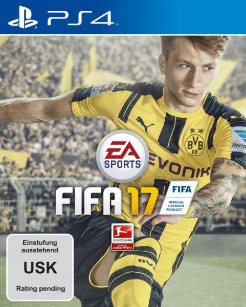 FIFA 17 - PS4 / XBone Vorbestellung aus GB.