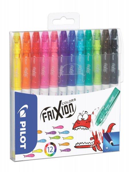 Frixion colors 12er Fasermaler