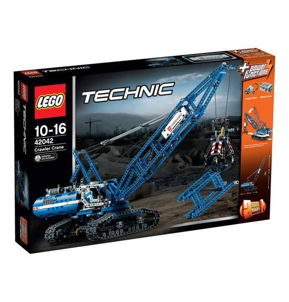 15% auf LEGO z.B. Seilbagger 42042 für 85€, Palace Cinema 10232 für 114,7€ etc. [Galeria Kaufhof]