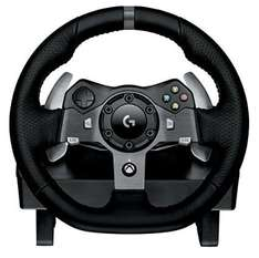 [Amazon UK] Logitech G920 Lenkrad (PC/XBOX One)