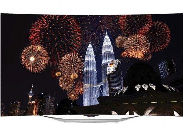 """LG 55EC930V 55"""" CURVED FULL HD 3D OLED TV, DVB-T, DVB-T2, DVB-T2 (H.264), DVB-C, DVB-S, DVB-S2, 4xHDMI, WEB OS, für 1389€ incl. Versand @Media Markt AT [NUR Österreich!]"""