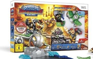 Skylander Superchargerss Racing Starter Pack Wii und 3ds Saturn Hanau für 10€