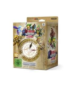 Hyrule Warriors: Legends - Limited Edition (3DS) für 28,32€ [Amazon]