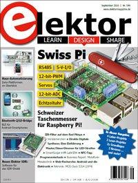Kostenloses Probeabo von der Zeitschrift Elektor (endet automatisch!)