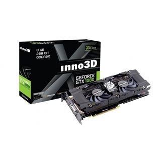 [mindfactory] Inno3D GeForce GTX 1080 HerculeZ Twin X2 - 644,76 €
