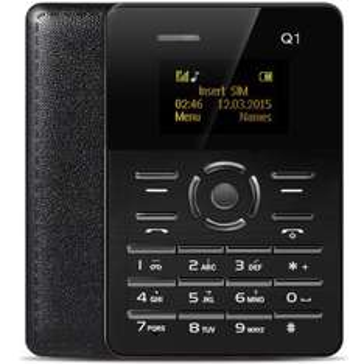 AIEK Q1 - 0,5cm dünnes Ersatzhandy mit Bluetooth & SD Card Slot [GEARBEST]