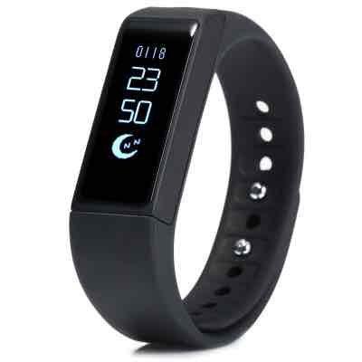 [Gearbest] 10,77€ I5 Plus Smart Bluetooth Watch, zeigt Nachrichten an! - BLACK/BLUE/RED