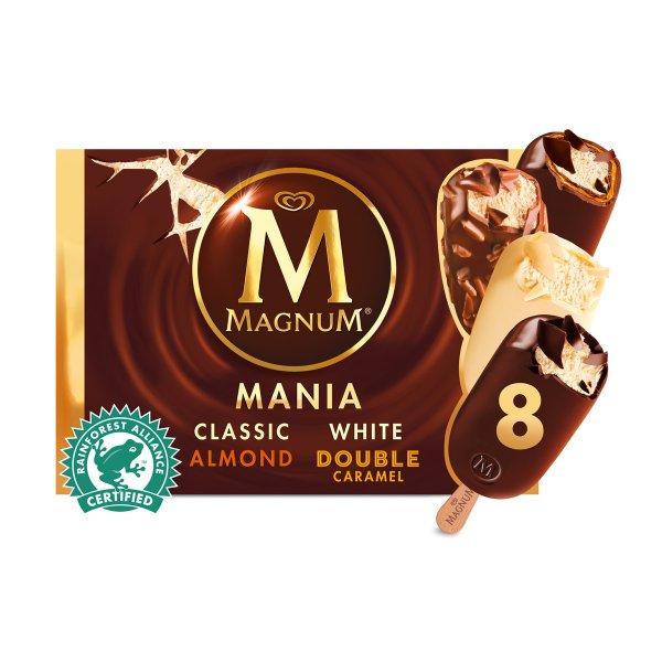 [Penny] Langnese Magnum 8 Stück-XXL-Packung für 3,78 €