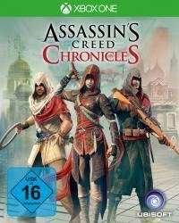 """Assassins Creed: Chronicles"" (XBO) für 13,61€, ""Minecraft"" (PS4) für 18,19€, ""Batman: Arkham Knight"" (XBO) für 17,92€ [Amazon.com]"