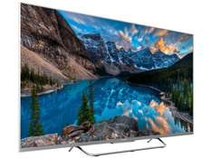 [SATURN] SONY KDL-55W807 CSAEP, 139 cm (55 Zoll), 3D, LED TV, SMART TV, EEK: A+, Full-HD, 900 Hz XR, DVB-T, DVB-T2 (H.265), DVB-C, DVB-S, DVB-S2, Android, WLAN, Flat