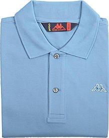 [www.grenzenlosdirekt.com] Kappa Poloshirts kurzärmlig für 5 €; blau, schwarz, rot, olivgrün
