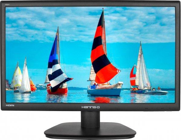 "HANNS.G HS271HPB - 69 cm (27""), LED Monitor, IPS-Panel, Lautsprecher, Vesa, HDMI,DVI, VGA für 159,90 € > [zackzack.de flashsale] > Vsk frei"
