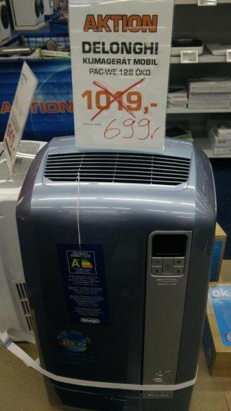 [lokal Saturn Witten] Delonghi PAC WE 128 Eco Silent A+ Klimaanlage