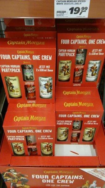 [real]Captain Morgan Partypack