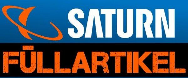 [Saturn.de] Die Ultimative Füllartikelübersicht *fast* aller Artikel bis 2,99€ zur Nutzung des 5€ Saturn Newslettergutscheines**Gültig bis 10.09.2016**