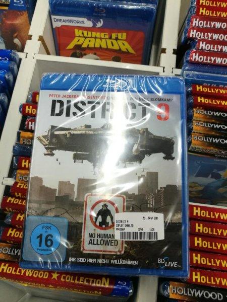 [lokal Media Markt MTZ Sulzbach] Diverse Blu Rays