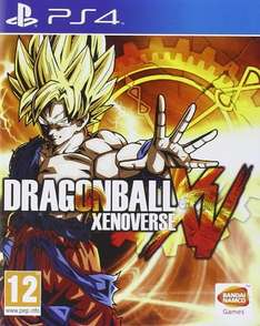 Dragonball Xenoverse (PS4 / XBO) für 18,45€ [Amazon.it]