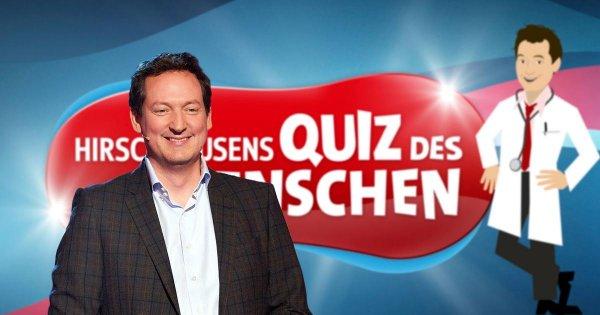 """[Köln] Freikarten für """"Hirschhausens Quiz des Menschen"""" 01.09. / 06.09. / 12.09."""