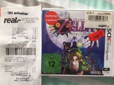 [Lokal?] Real Bochum-Wattenscheid 3DS The Legend of Zelda Majorax27s Mask 30€