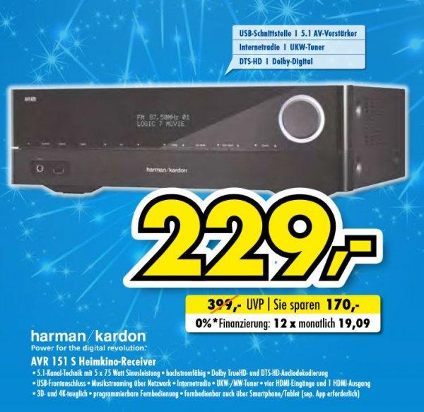[lokal] Harman-Kardon AVR 151S
