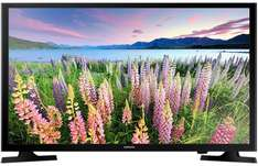 [Metro ab 01.09] Bundle: Samsung UE40J5250 102 cm (40 Zoll) Full HD LCD-TV, LED-Backlight, DVB-T/-T2/-C/-S2 Empfänger, Internetfähig, WLAN, Webbrowser, CI+, USB, DLNA + Samsung BD-J4500 (schwarz) - Blu-ray Player (USB, MKV, Dolby Digital Plus / True