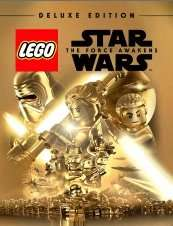 (CDKeys.com) LEGO Star Wars The Force Awakens – Deluxe Edition ((inkl. Season Pass) Steam) für 14,44 €