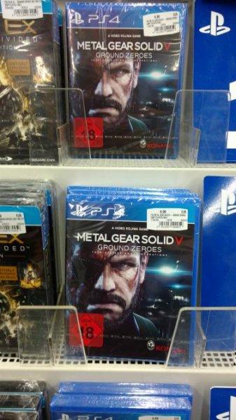 [LOKAL Eschweiler] Metal Gear Solid V Ground Zeroes
