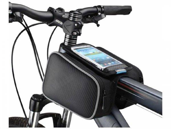 Amazon - Topist Fahrrad Rahmen Tasche iPhone 6/6S & Samsung S5 inkl. Versand 11,31 € - Prime 8,31 €