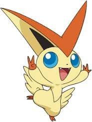 Pokemon Verteilung September: Victini [XY / ORAS]