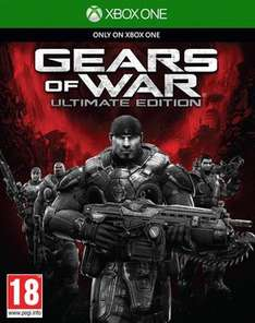 Gears of War: Ultimate Edition (Xbox One) für 8,97€ [Xbox Store + Gold]