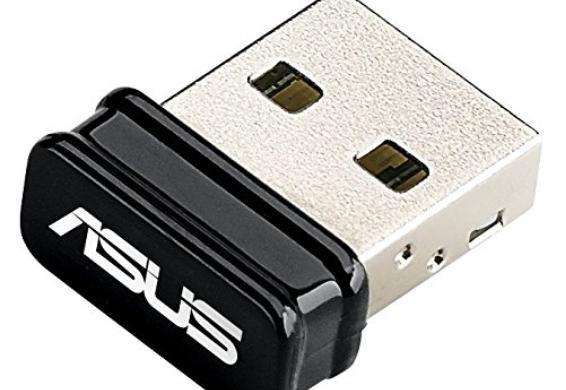 Asus USB-BT400 Nano Bluetooth-Stick in schwarz [@DC]