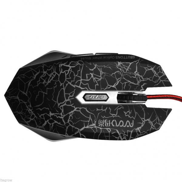 [Ebay] 6x 2400dpi Maus mit Versand aus Deutschland wieder verfügbar!