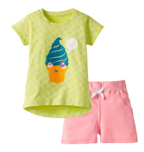 Baby- und Kleinkindmode von Cute Rebels im Sale bei [babywalz] z.B. Shorts und T-Shirt für 5,94€ inkl. VSK statt ca. 14€, T-Shirts für ~2,50€ + VSK