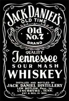 [lokal Oldenburg] Jack Daniels Old Nr. 7