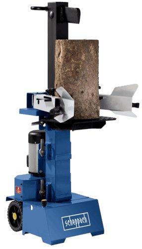 Holzspalter Scheppach HL800 (400V / 8 Tonnen / 5 Jahre Garantie) [OFFLINE]