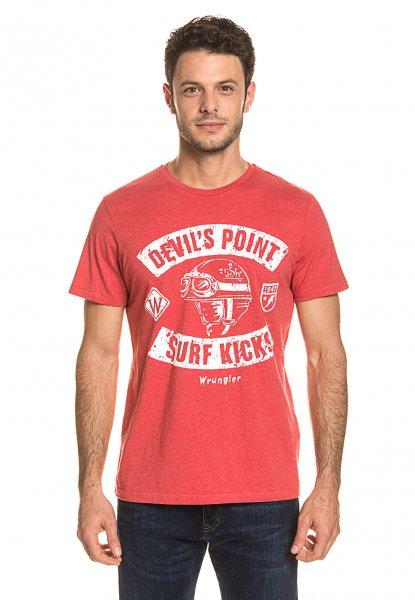 WRANGLER Shirt für 9,95€ ohne Versandkosten