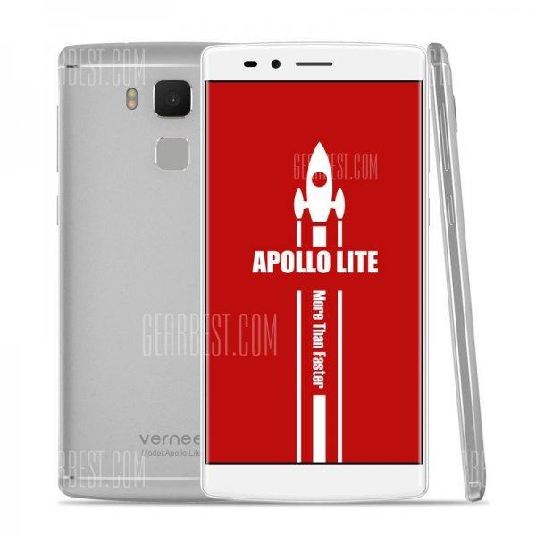 """[Gearbest] Vernee Apollo Lite Helio X20 Deca Core 4GB 32GB Dual Sim 5,5"""" FHD Android 6 Quickcharge Gorilla 3 Smartphone mit LTE Band 20 für 183,48€ inkl. Steuern und Versand"""