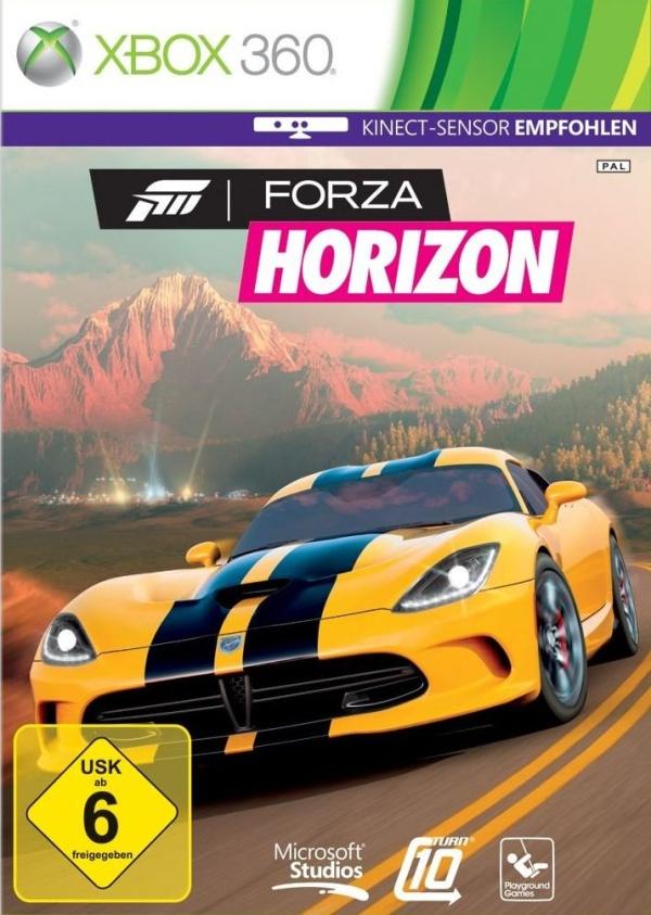 [One/360] Forza Horizon gratis DLCs im Xbox Store