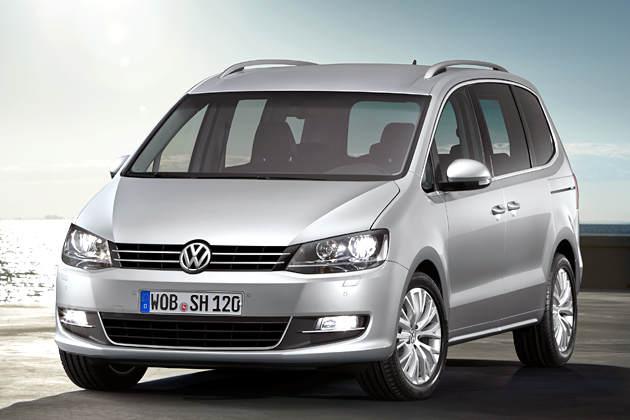 Volkswagen Sharan 1.4 TSI Highline Gewerbeleasing
