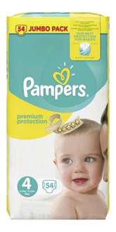[Berlin] Get Now: Pampers Premium Protection 4 Jumbo Pack für 7,69€ + VSK