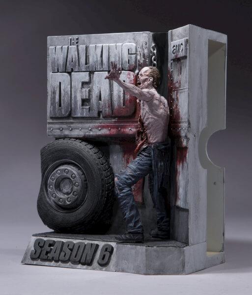 The Walking Dead Season 6 - limited Trucker Walker Zavvi Exclusive Blu-ray (O-Ton)