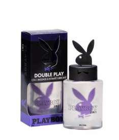 [top12.de] PLAYBOY Premium Gleitgel Double Play-2IN1 Massage und Gleitmittel für 3,12