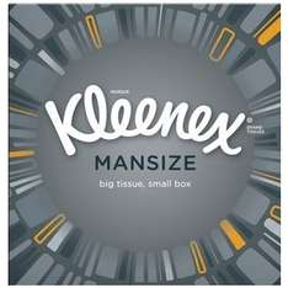 Anlässlich 08 September: Kleenex Mansize Box für 3.13 Pfund