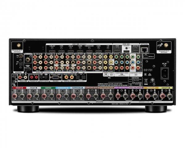 SG-AKUSTIK - 9 Kanal AVReceiver Denon AVR-X7200WA *VSK FREI*