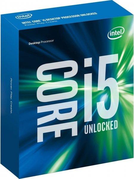 Intel Core i5-6600K Box Sockel 1151