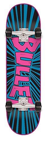 Bullet Neon , 7.6 x 31.5 Zoll Skateboard